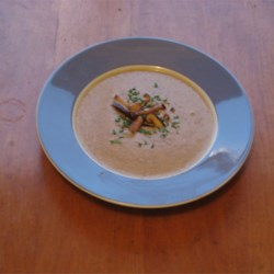 Mystic Mushroom and Quinoa Chowder Recipe