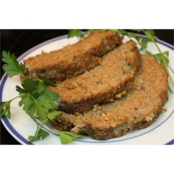 Slow Cooker Sausage 'n' Grits Meatloaf Recipe