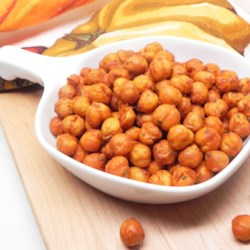 Air Fryer Buffalo-Ranch Chickpeas