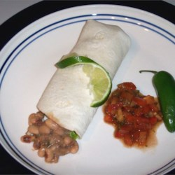 Black-Eyed Peas and Tortillas Recipe