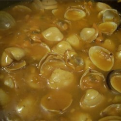 Sailor Clams Recipe