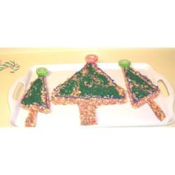 kelloggs r rice krispies treats r christmas trees photos