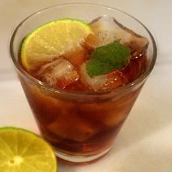 Sun-Brewed Mint Tea Recipe