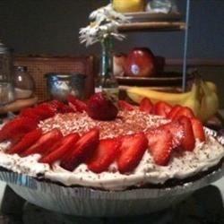 Ice Cream Pie..  so EASY to make!