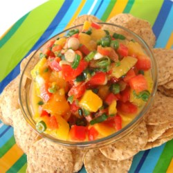 Nicole's Mango Salsa Recipe