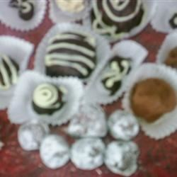 close ups of the treats