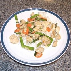 Image of Asparagus-Lover's Stir-Fry, AllRecipes