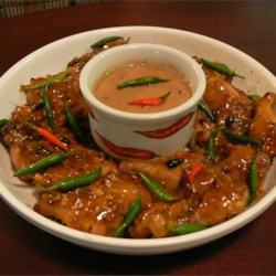 Thai-Style Chicken Wings Recipe