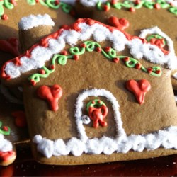 Classic Gingerbread Cutouts Recipe
