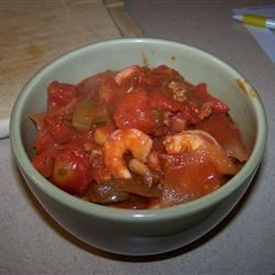 Louisiana Shrimp Creole II Recipe