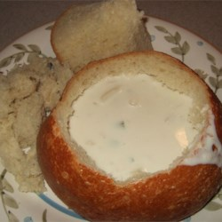 Quick and Easy Clam Chowder