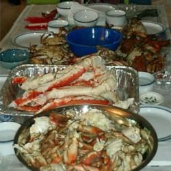 First annual Crabfest