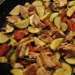 Chicken Vegetable Medley