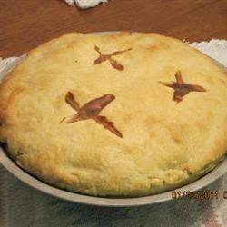 Kae's Turkey Pot Pie |
