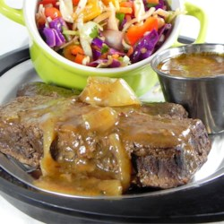 Slow-Cooked German Short Ribs Recipe