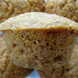 Photo of Vegan Agave Cornbread Muffins by smiithh