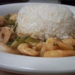 Shrimp Red Thai Curry