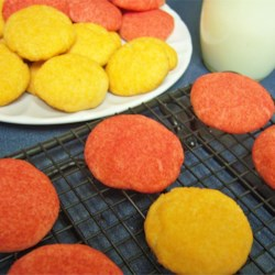 JELL-O(R) Pastel Cookies Recipe