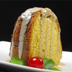 Clay's Sherry  Wine Cake Recipe