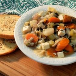 Best Homemade Vegan Vegetable Soup