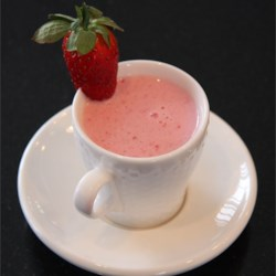 Banana Banana Strawberry Smoothie Recipe