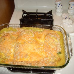 White Wine Broccoli Casserole