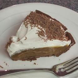 Cappuccino Pie Recipe