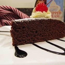 Wacky Cake II Recipe