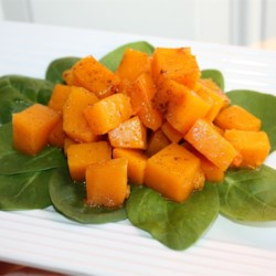 Simple Peanut Squash Recipe
