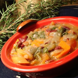 Italian Ribollita (Vegetable and Bread Soup) Recipe