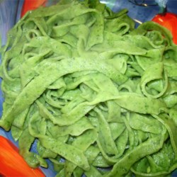 Unique Spinach Noodles Recipe