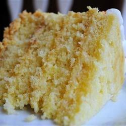 Pound Cake III Recipe