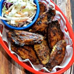 instant pot r crispy barbecue chicken wings printer friendly