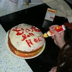 Neighbor Cake