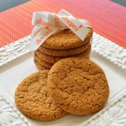 Crackle Top Molasses Cookies Recipe Allrecipes Com