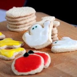 vegan sugar cookies printer friendly