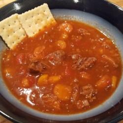 Gulaschsuppe (Goulash Soup)