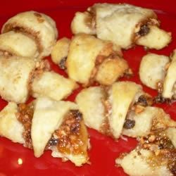 Rugelach for Christmas