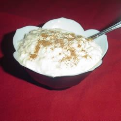 Creamiest Rice Pudding Recipe