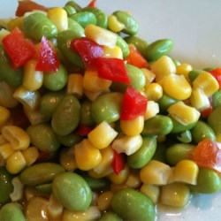 Soybean Succotash Recipe