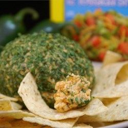 Tailgating Spicy Taco Cheese Ball Recipe