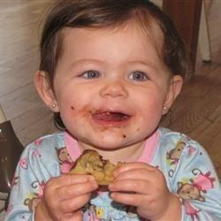 Somebody loves cookies