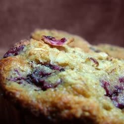 Blackberry Nut Muffin