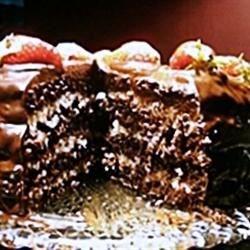 Coconut Chocolate Cake I