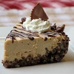 Frozen Peanut Butter Cheesecake Recipe