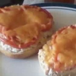Speedy Bagel Tuna Melt Recipe