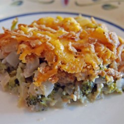 Broccoli Potato Bake Recipe