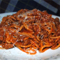 Speedy Spaghetti Recipe