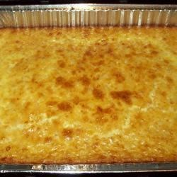 Photo of White Corn Pudding by Heather