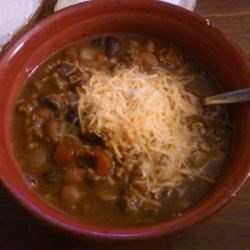 Three Bean Slow Burn Chili Recipe
